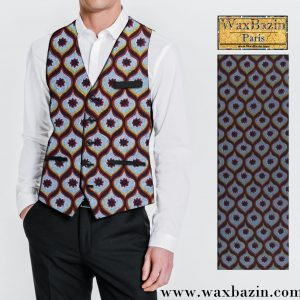 Gilet de luxe en WAX By BB GOLD® (WaxBazin)