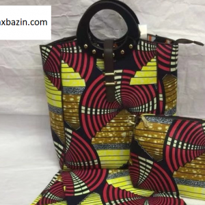 Sac en Wax - www.waxbazin.com - Wax Hollandais - Vlisco - Supreme Wax - Julius Hollandais - Bazin Riche